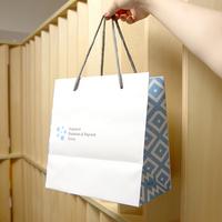 『さっぽろ糖尿病・甲状腺クリニック』オリジナルバッグ