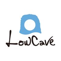適正糖質麺&ワインバー『LowCave』ロゴ制作
